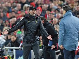 Handschlag mit Kovac? Klopp:
