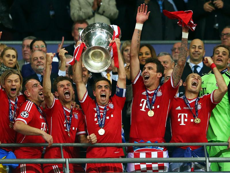 Von Bayern bis Schlusslicht HSV: Die Bundesligisten in der Königsklasse