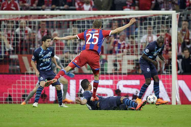 Leipziger Grünschnäbel gegen Portos Mega-Erfahrung