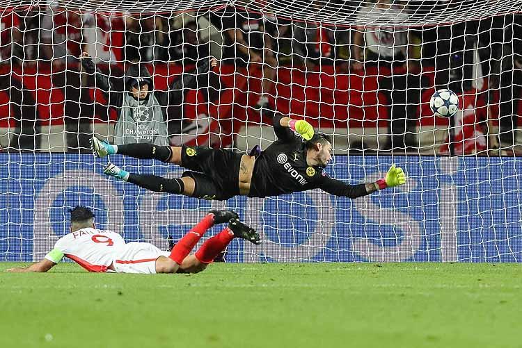 Monaco vs. Leipzig: Welche Serie reißt?