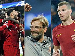 Reds vs. Roma: Torflut, Rückkehrer und ein Trauma