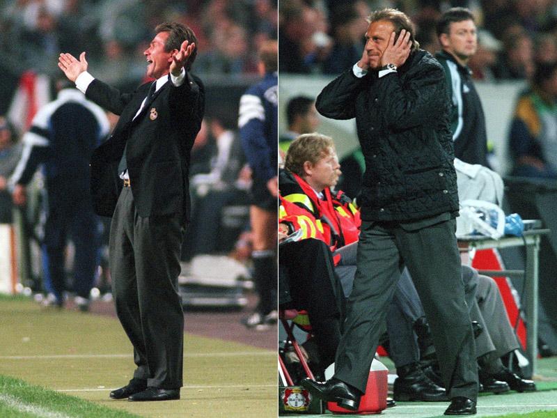 Klopp vs. Tuchel - nicht der erste deutsche Trainer-Vergleich