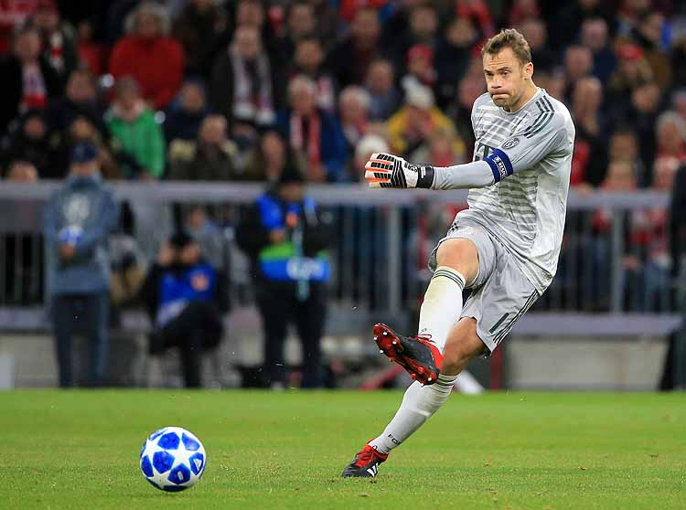 Bayerns Nimbus, Dortmunds Spanien-Frust