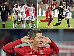 Lewandowski und die Bayern jagen zwei Rekorde