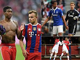Liverpool-Bayern: Diese Spieler waren einst Teamkollegen