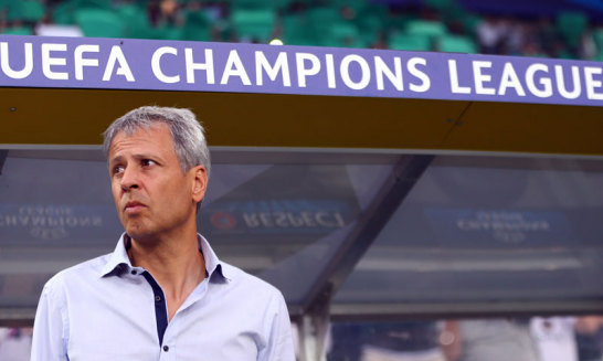 Vom Retter zum K�nigsklassen-Trainer: Gladbachs Lucien Favre verhinderte mit den Borussen den Abstieg und f�hrte den VfL ins internationale Gesch�ft. Ob es das ganz gro�e wird, muss seine Mannschaft in der CL-Qualifikation gegen Dynamo Kiew zeigen.