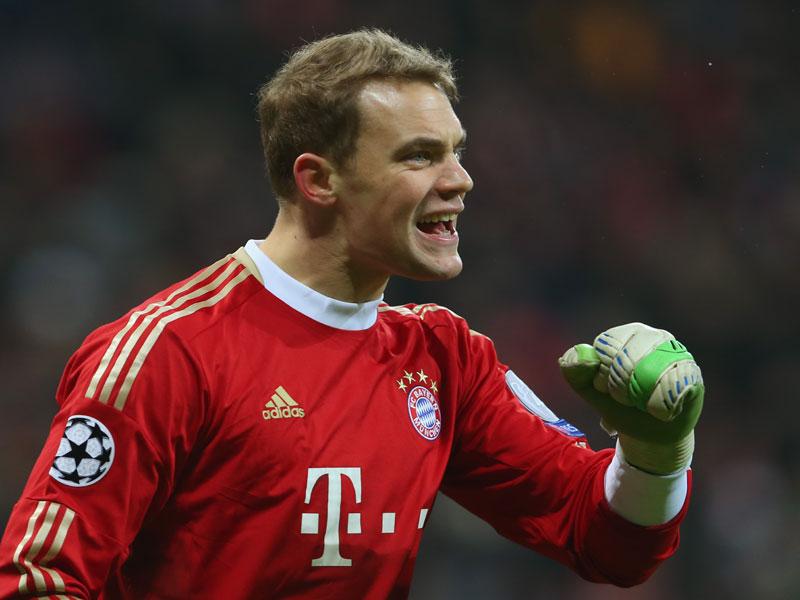 Bayern holt sich den Gruppensieg