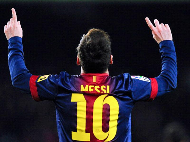 CR7 steht bei 93 Toren - Messi hat 83