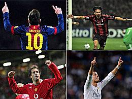 CR7 steht bei 94 Toren - Messi deutlich dahinter