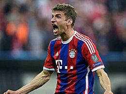 Müller führt die Riege an