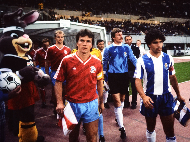 champions league finale 1987