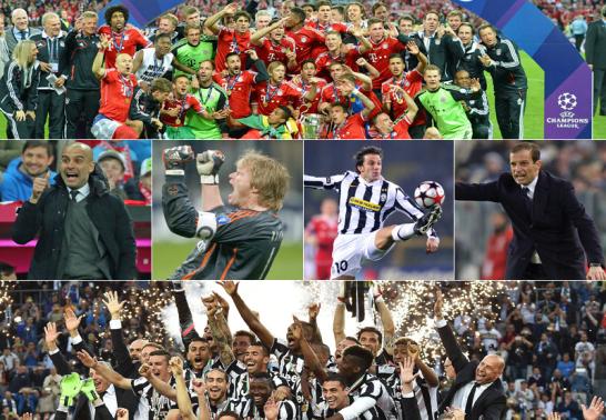 Bayern vs. Juve: Titelsammler unter sich