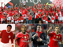 Benfica: Europa-Coups und nationale Dominanz