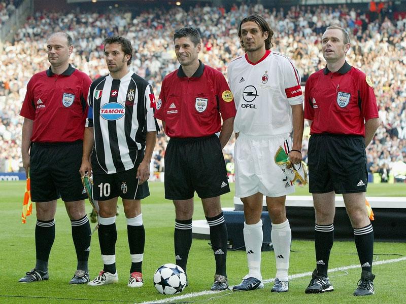 Die landesinternen Endspiele in der Champions League