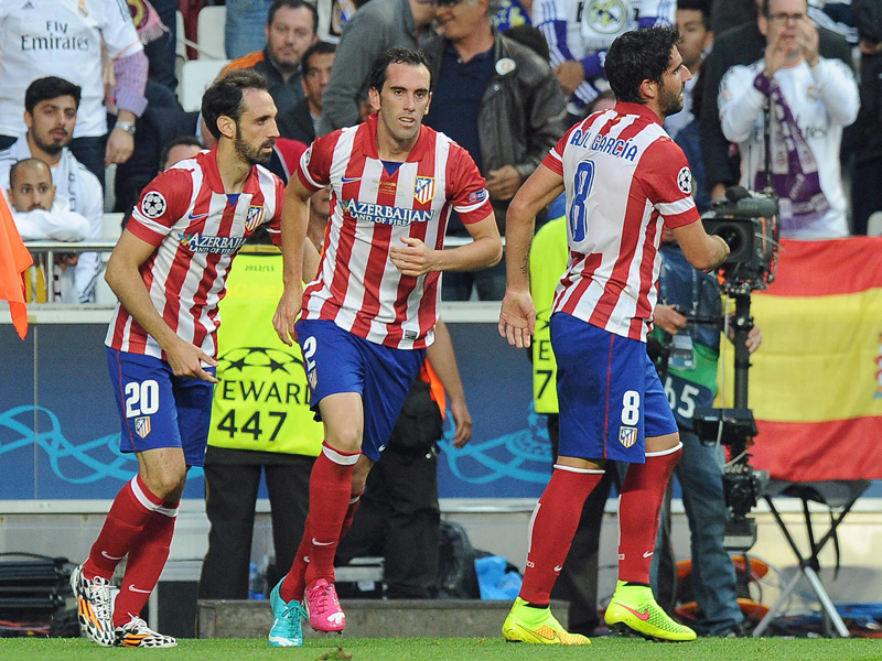 Madrider Derby im Finale: Atleticos Revanche f�r 2014?