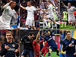 Real vs. Atletico: So k�nnten sie spielen