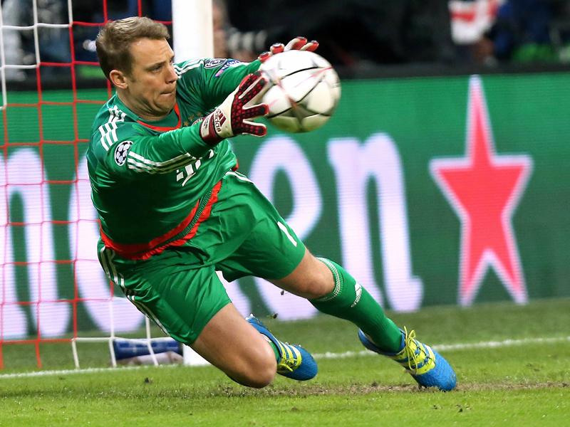 Neuer, Kroos & Co.: Der Top-Kader der CL-Saison