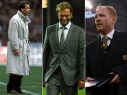 Ein Klopp, ein General und ein berauschter Frischling: Die königlichen BVB-Trainer