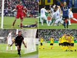 Jubelarien der Bundesligisten
