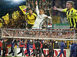 BVB vs. Real: Torfall, Viererpack und Premierentreffer