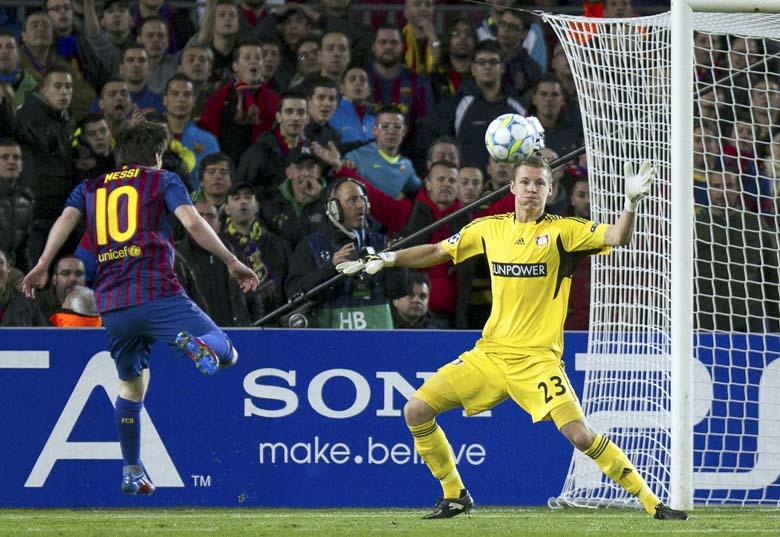 Die torreichsten K.-o.-Spiele der Champions League