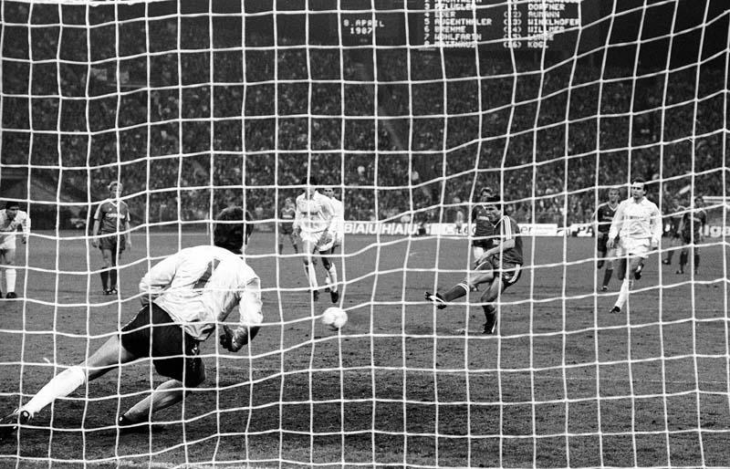 27. Mai 1987: Madjers Hacke mitten ins Bayern-Herz
