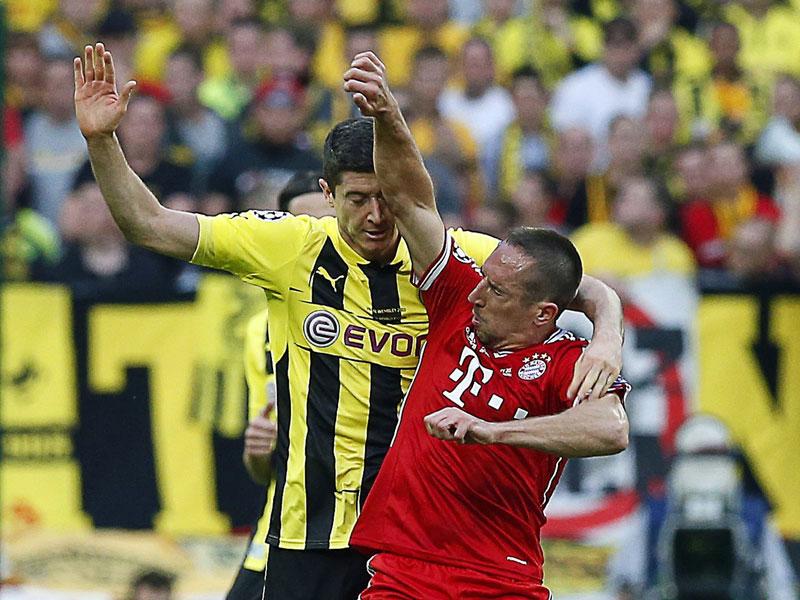 25. Mai 2013: Als die Bayern Europas Thron gegen Dortmund bestiegen