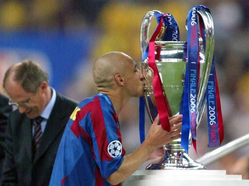 Von Zanetti bis Zorc: Die ältesten Champions-League-Sieger