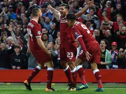 Furiose Reds schießen Hoffenheim in Europa League