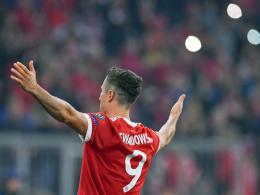 Bayern erfüllt die Pflicht: Lewandowski öffnet die Büchse