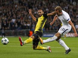 Kane und Spurs bestrafen offensivfreudigen BVB