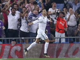 Doppelpacker Ronaldo stellt für Real die Weichen