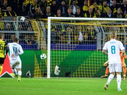 Real-Premiere dank Bale und Ronaldo