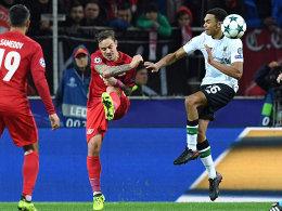 Nur 1:1 - Liverpool bleibt weiter ohne Sieg