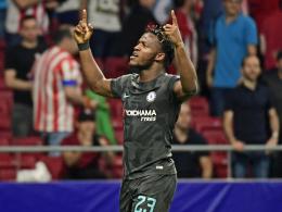 90.+4! Batshuayi belohnt Chelsea spät