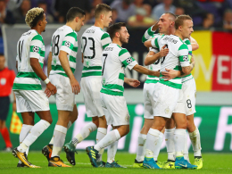Griffiths bringt Celtic bei Anderlecht auf Kurs