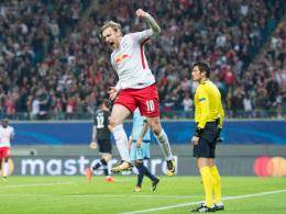 Jubel in Leipzig: Erster CL-Sieg ist eingetütet