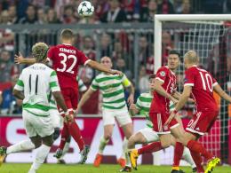 Müller bringt den FCB auf die rechte Bahn