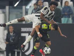 Joker Douglas Costa verhilft Juve zum Sieg
