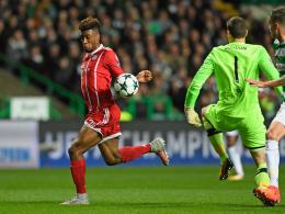 Martinez köpft uninspirierte Bayern ins Achtelfinale