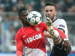 1:1 gegen Monaco: Besiktas verpasst vierten Sieg