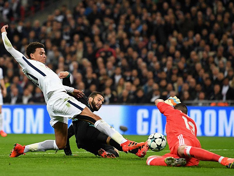 Furioses Tottenham führt Real Madrid vor