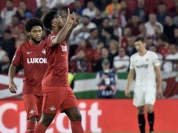 Zé Luis' Treffer reicht nicht
