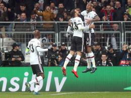 Besiktas löst gegen Porto das Achtelfinal-Ticket