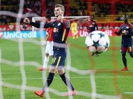 Dank doppeltem Werner: RB zerlegt Monaco