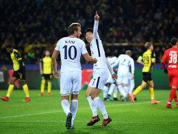 Kane und Son treffen den BVB ins Mark