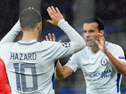 Sadygov fliegt, Hazard trifft: Chelsea steht im Achtelfinale