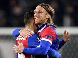 Lang schießt Basel spät zum Sieg