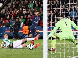 Spielfreudiges Paris schnappt sich BVB-Rekord