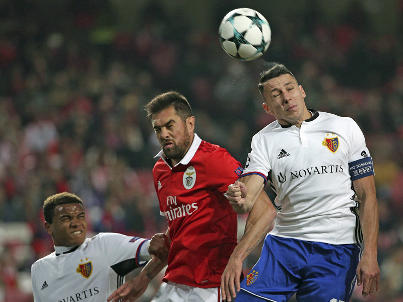 Basel steht in den Champions-League-Achtelfinals